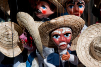 Puppets of Olvera St